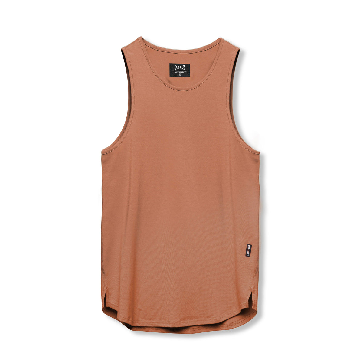 0397. Supima® Tank Top - Red Clay