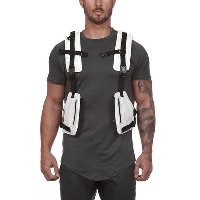 0198. Urban-Training® Utility Vest Pack - White
