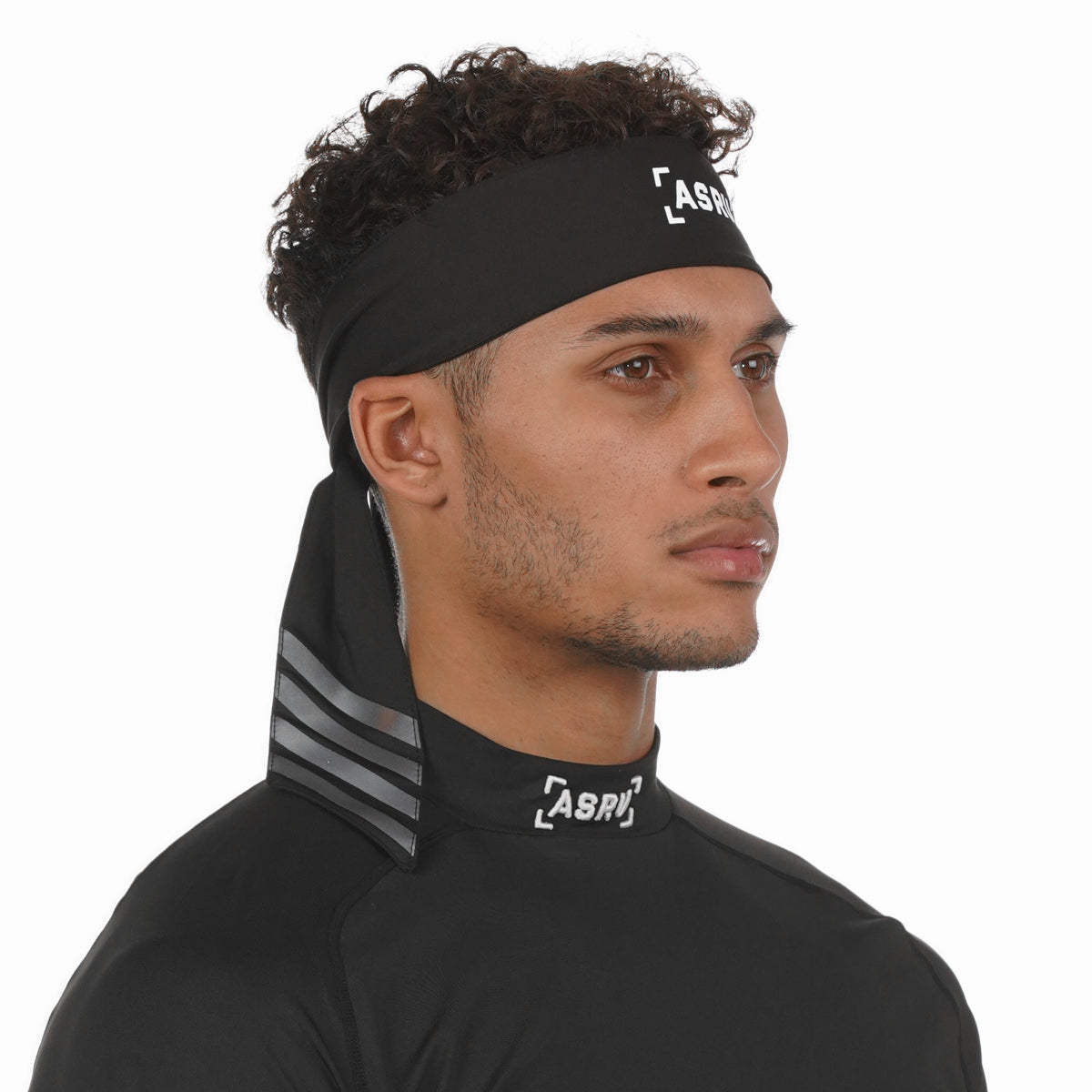 Ninja Headband SilverPlus® - Black