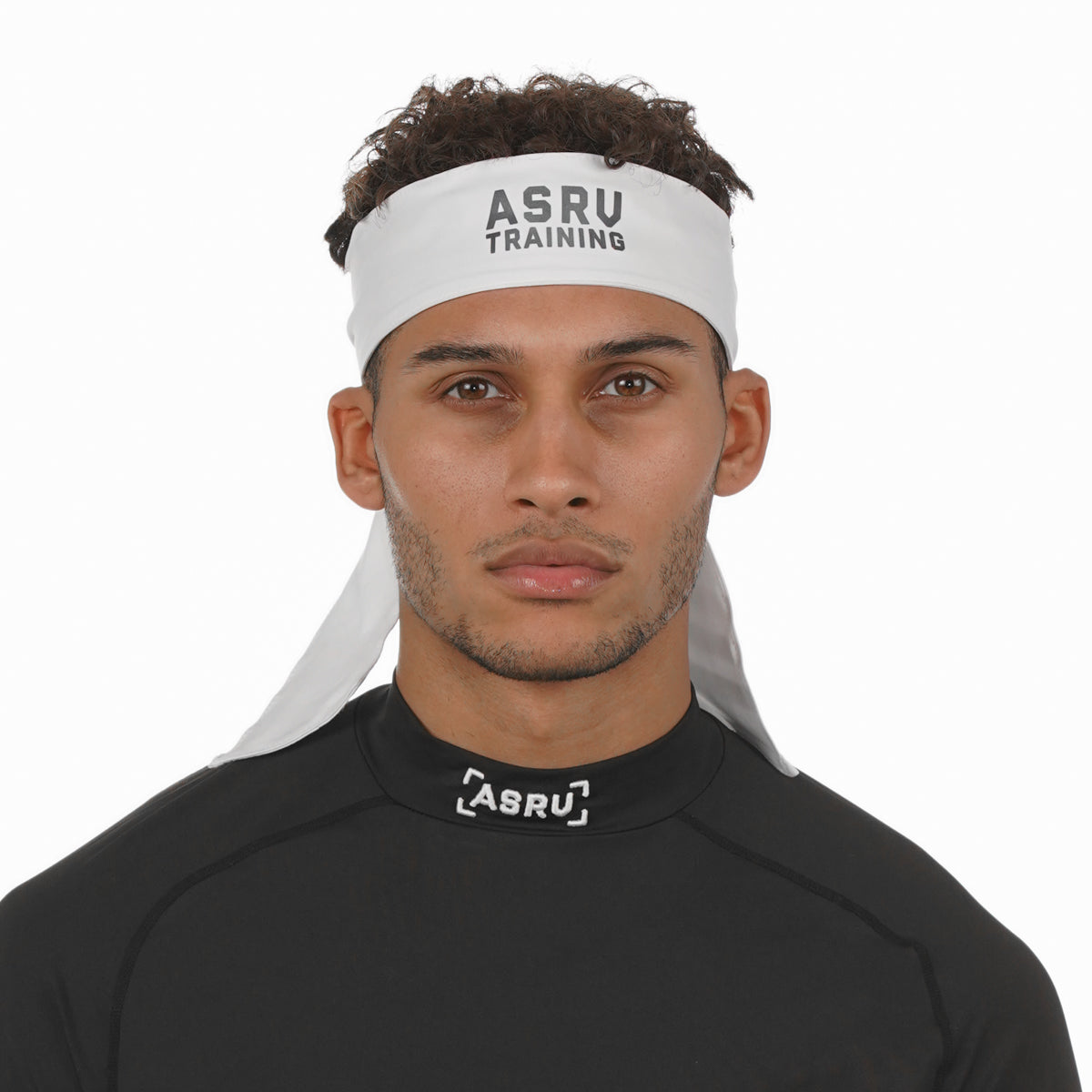 Ninja Headband SilverPlus® - White