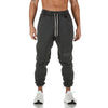 0266. Garment-Dyed French Terry Relaxed Jogger - Faded Grey