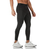 0267. SilverPlus® Side Pocket Legging - Black