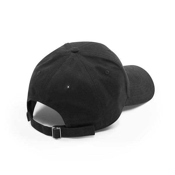 Sport Cap Wings Logo - Black/White