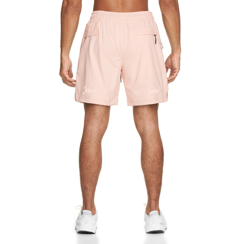 0288. TETRA® Coastal-Training Short - Light Pink
