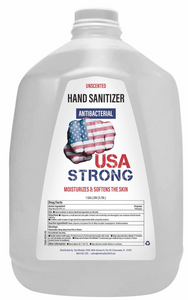 Hand Sanitizer Antibacterial Gel, 1 Gallon Jug
