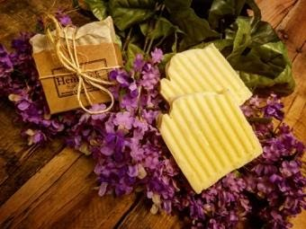 Lavender Soap - Hemlock Supply Co.