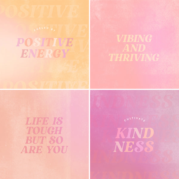Positive Energy Digi Downloads