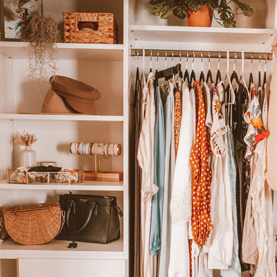 How To: Give Your Closet a Fresh Start!