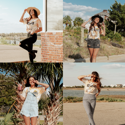 5 Ways to Style the Road Tripper Tee