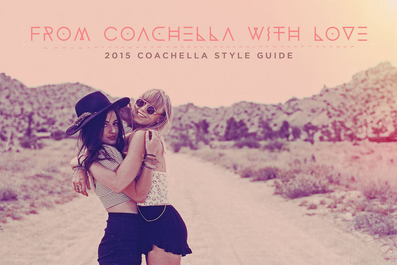 Pura Vida Coachella Inspiration Fashion Festival Music