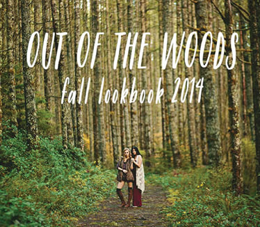 Out of the Woods Fall Lookbook