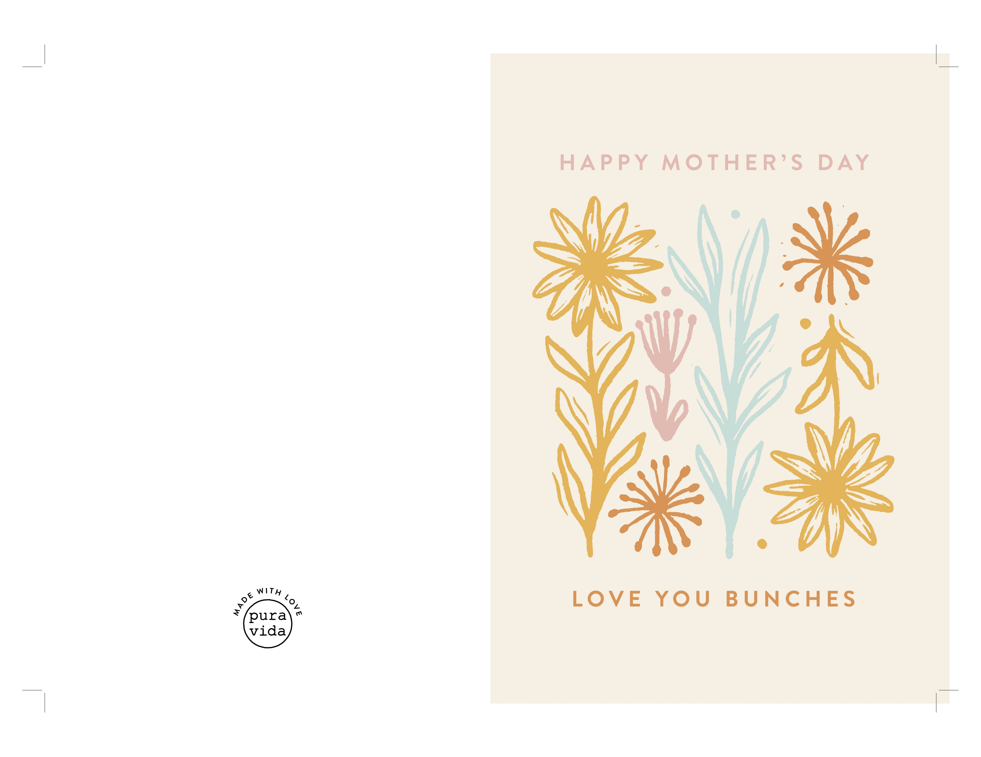 PV Blog 2021 Mother's Day Cards - Love You Bunches
