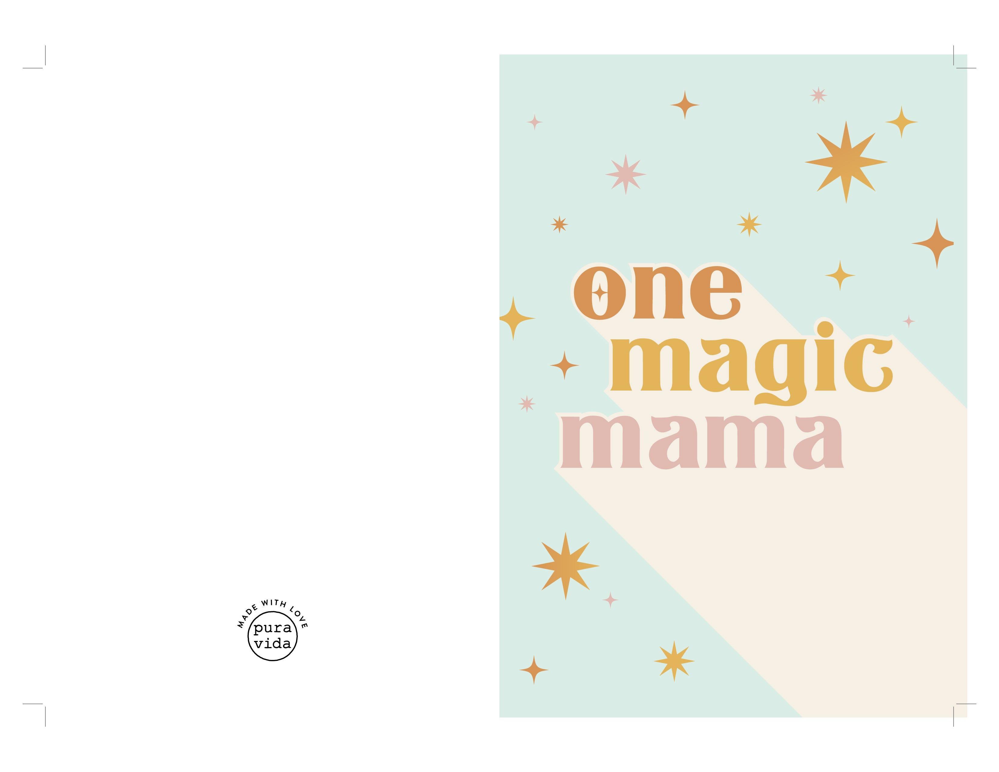PV Blog 2021 Mother's Day Cards - Magic Mama