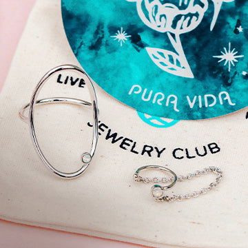 Pura Vida Monthly Rebillable Jewelry Subscription