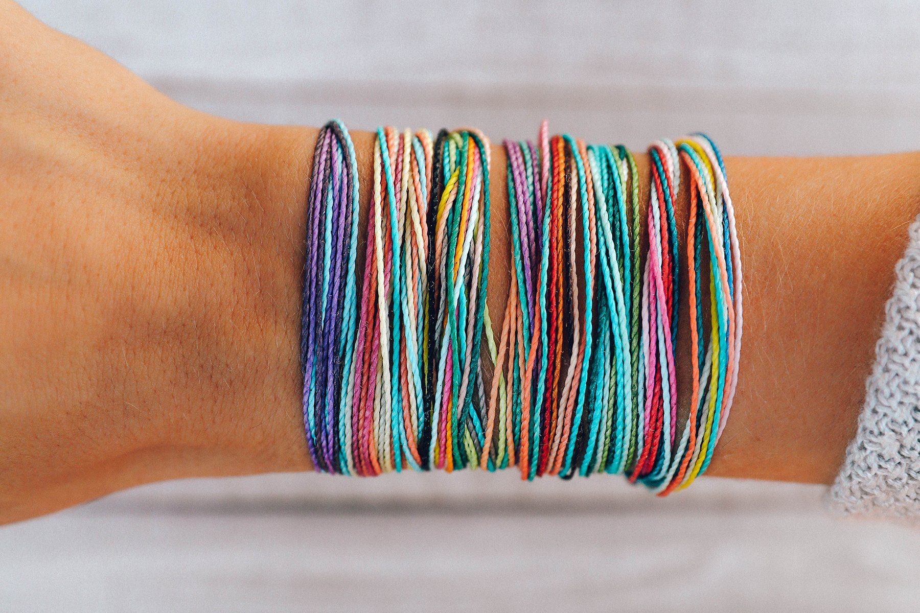 Friendship Pack (10 Bracelets)