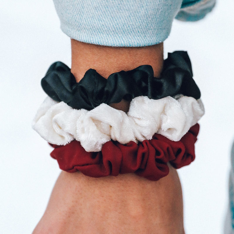 Party Pack Scrunchies (Set of 3) 2