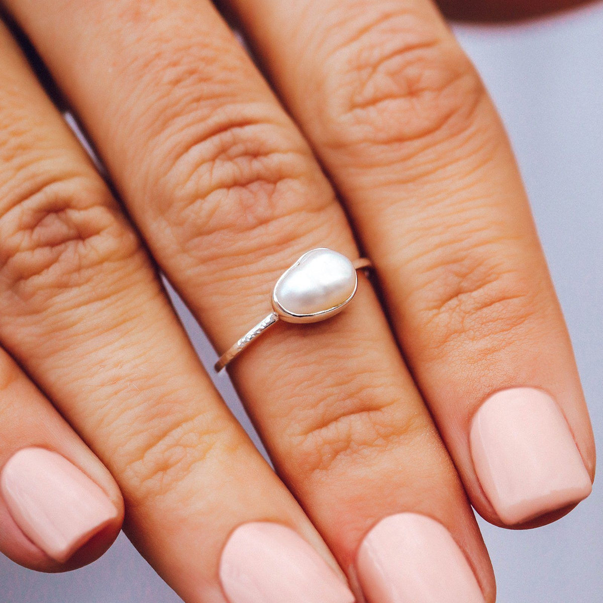 Pretty in Pearl Ring 2
