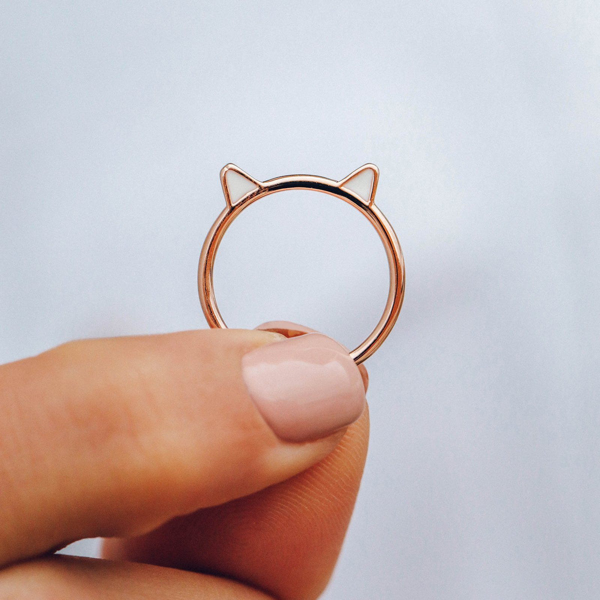 Kitten Ears Ring 3