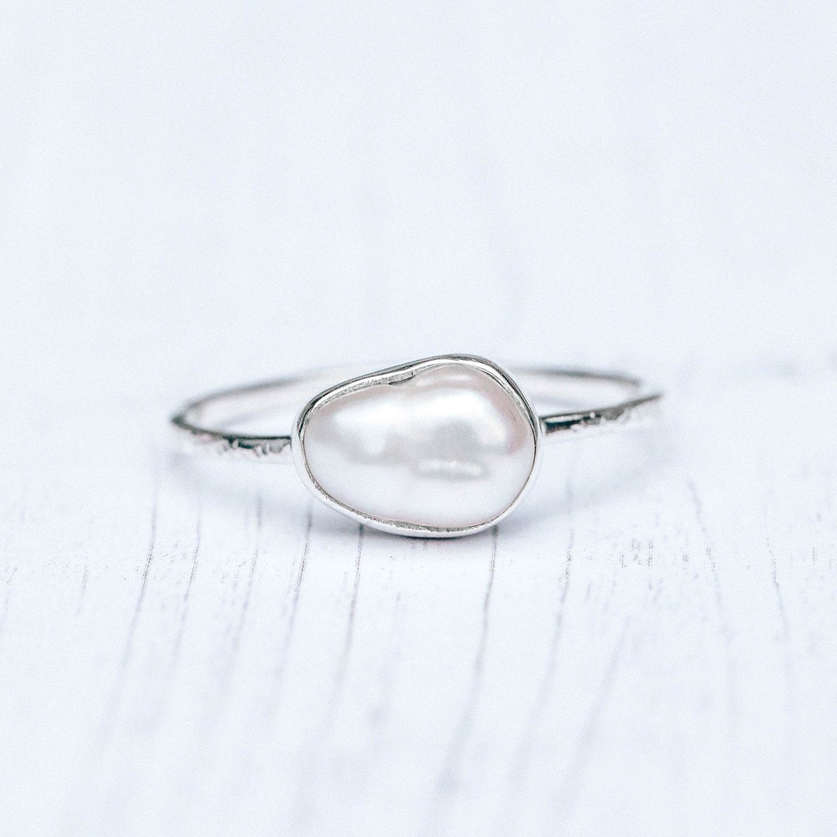 Pretty in Pearl Ring 3