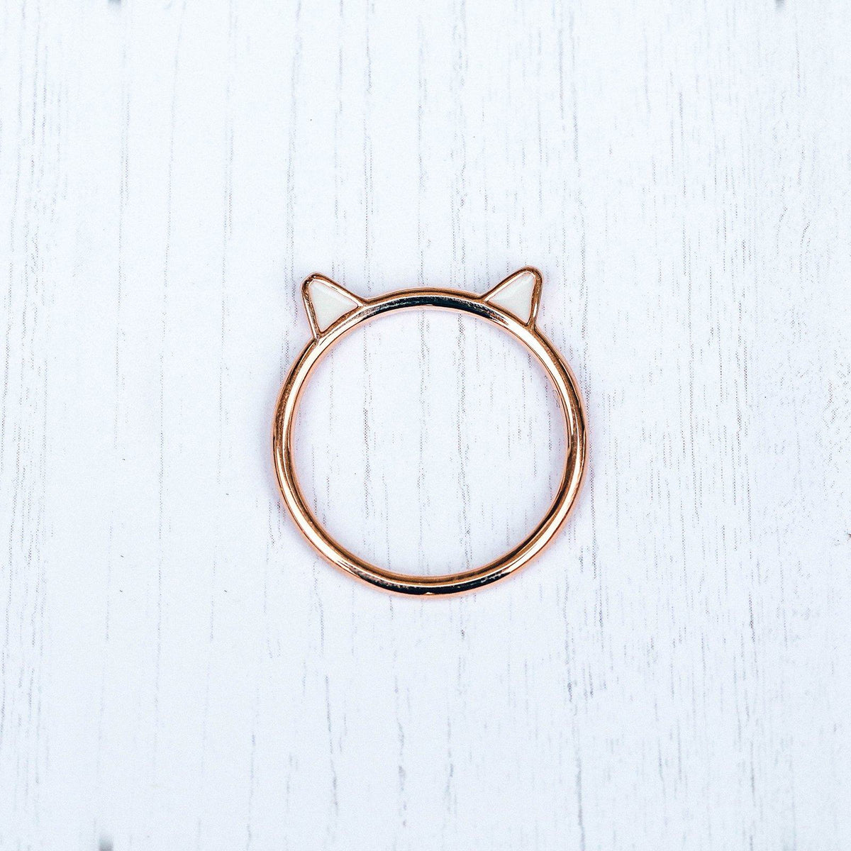 Kitten Ears Ring 4