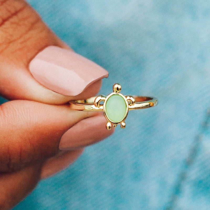 Sea Turtle Ring 7