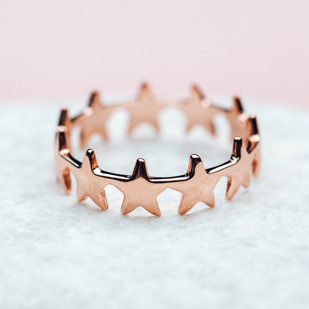 Seeing Stars Band Ring 6