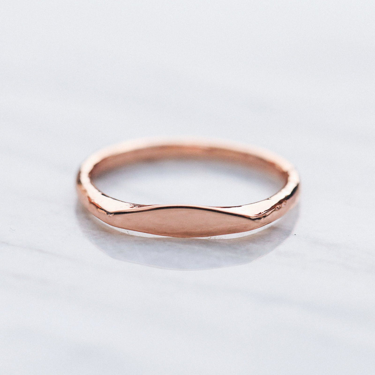 Engravable Stacking Ring 5