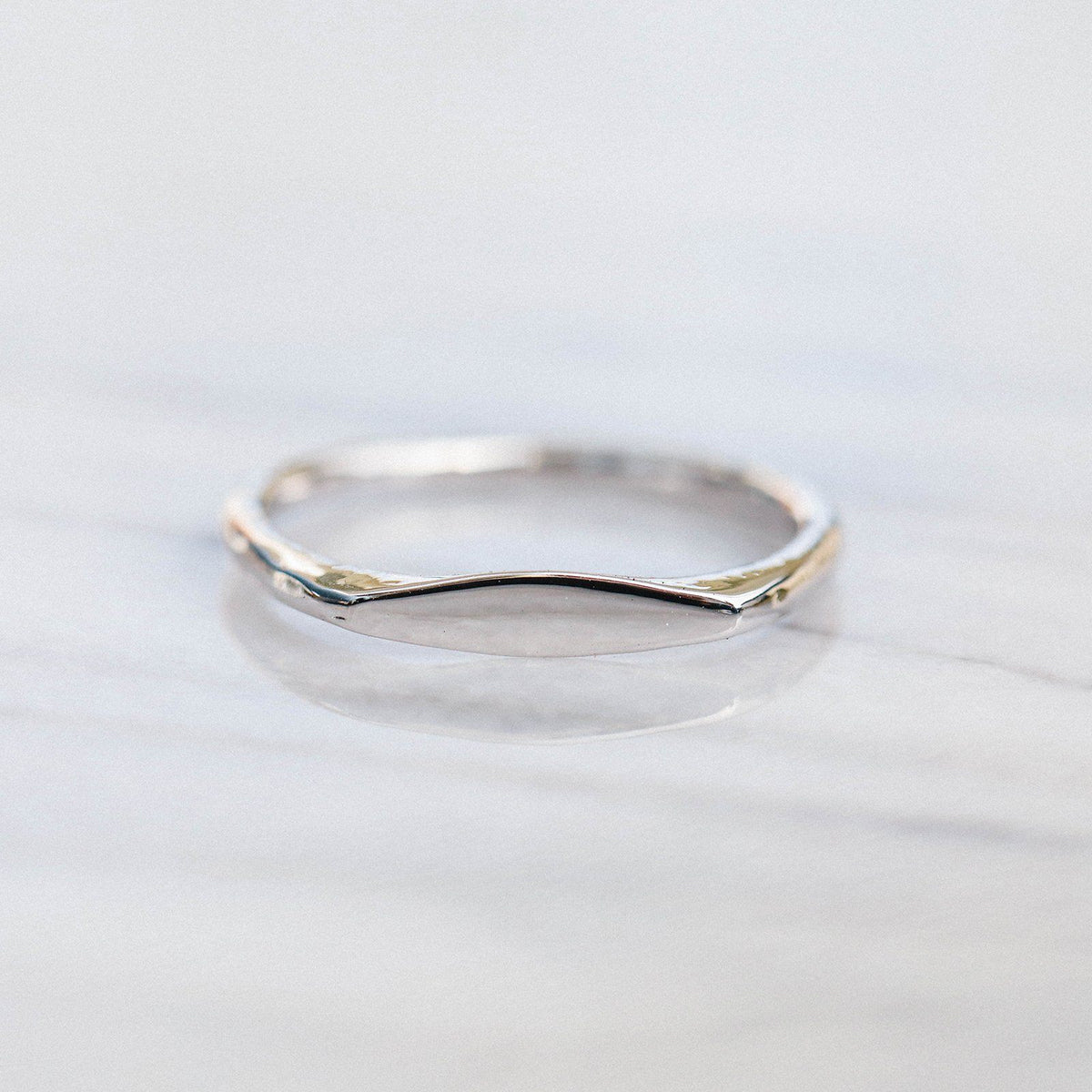 Engravable Stacking Ring 6