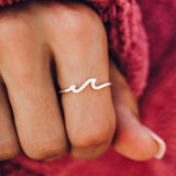 Pave Wave Ring Photo 5