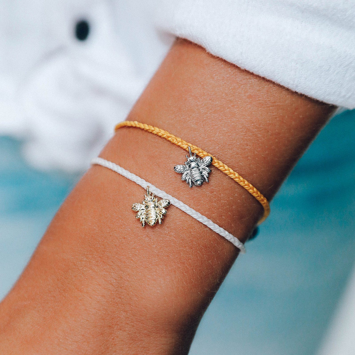 Save the Bees Charm 6