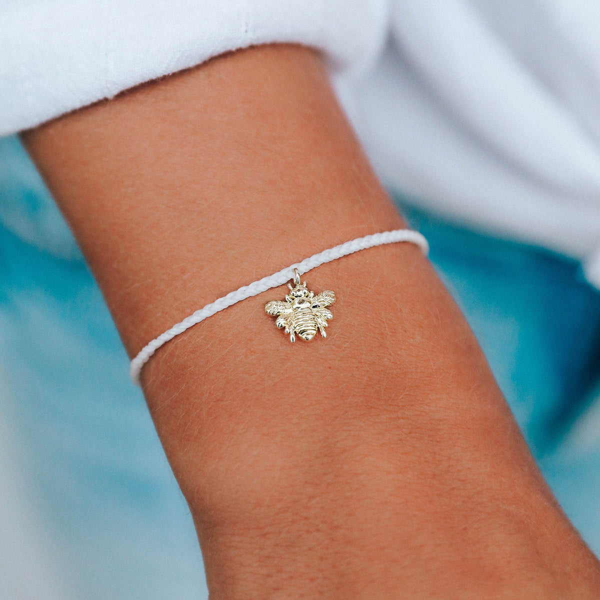 Save the Bees Charm 4
