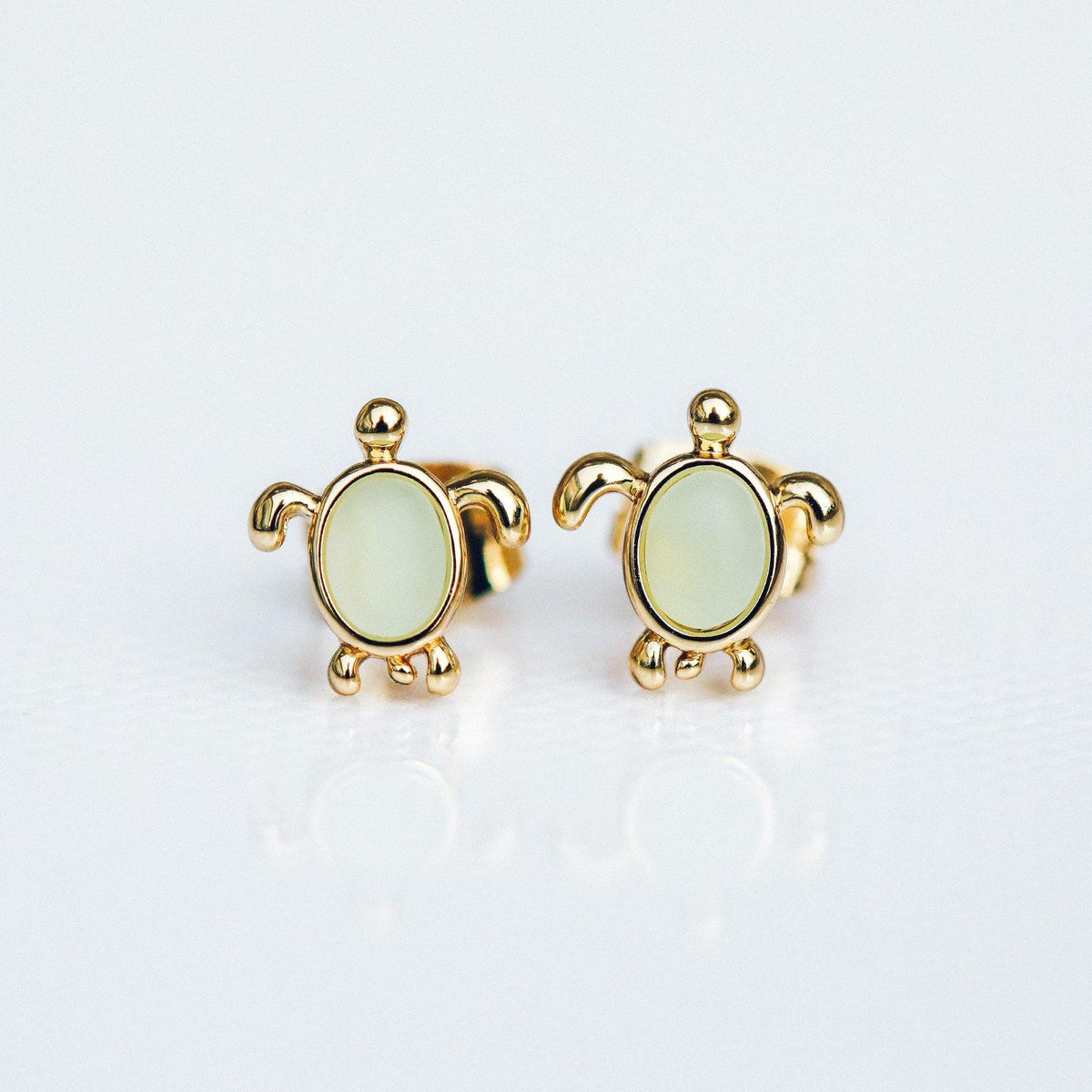 Sea Turtle Stud Earrings 6