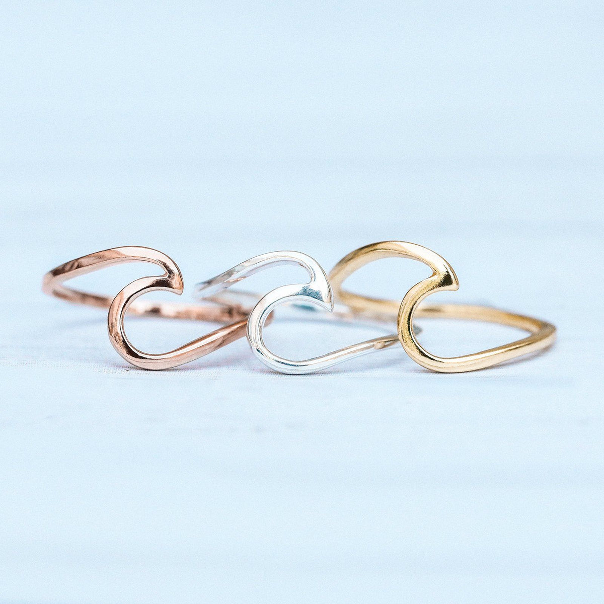 Wave Ring 9
