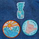 Good Vibes Patch Image 5