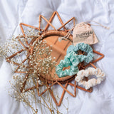 Wave Scrunchies (Set of 3) Image 4