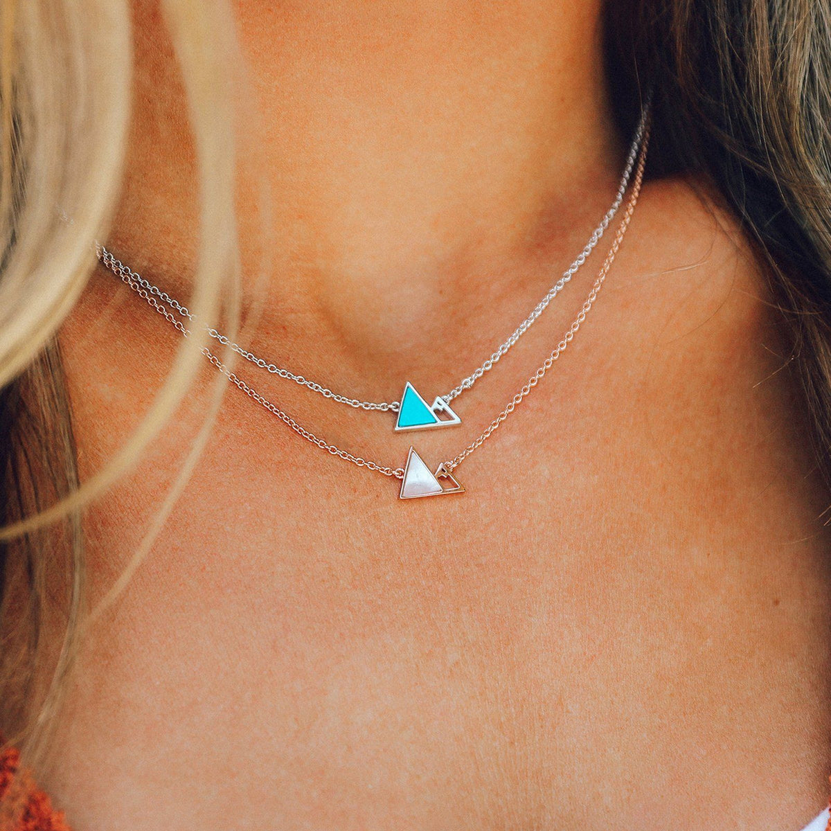 Gem Mountain Necklace Photo 7