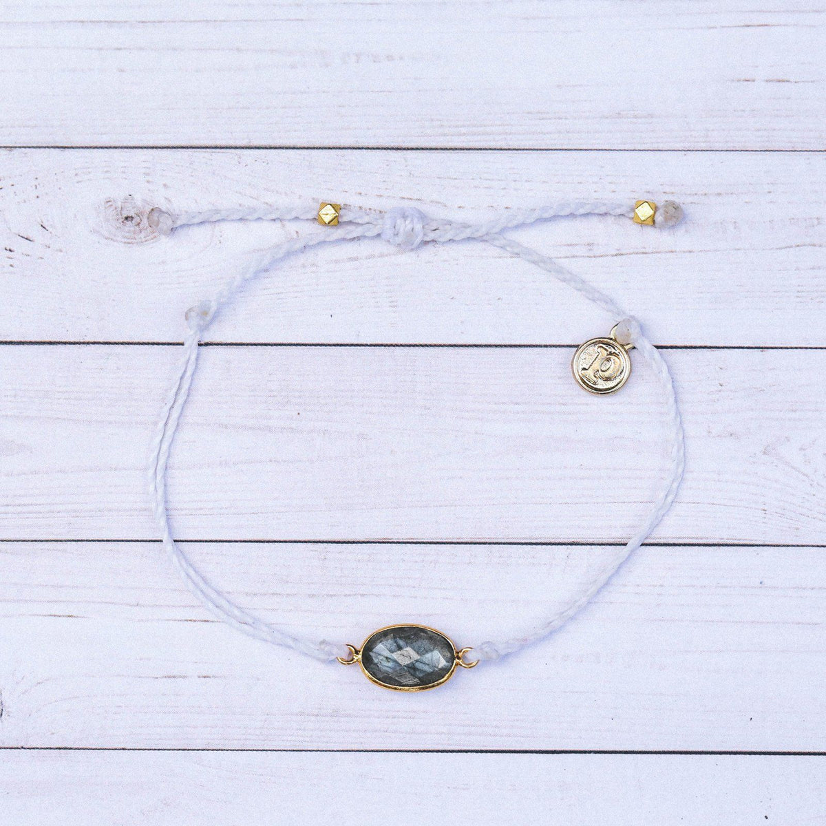 Oval Labradorite Bracelet Photo 5