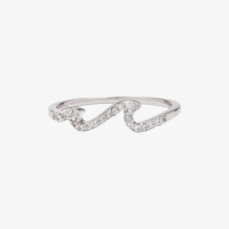 Pave Wave Ring 1