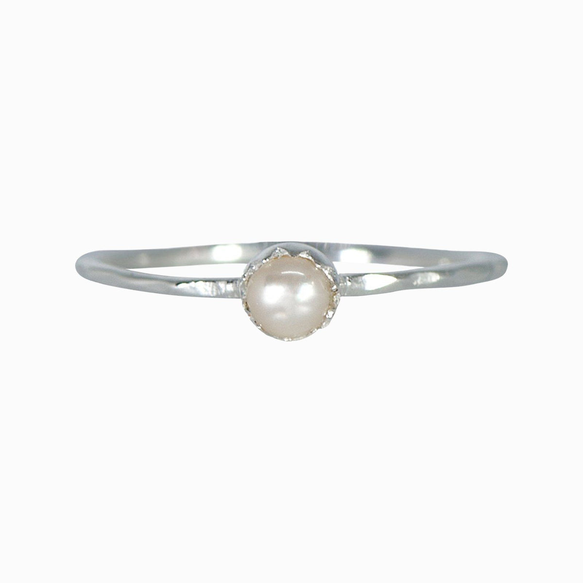 Pearl Stackable Ring 1