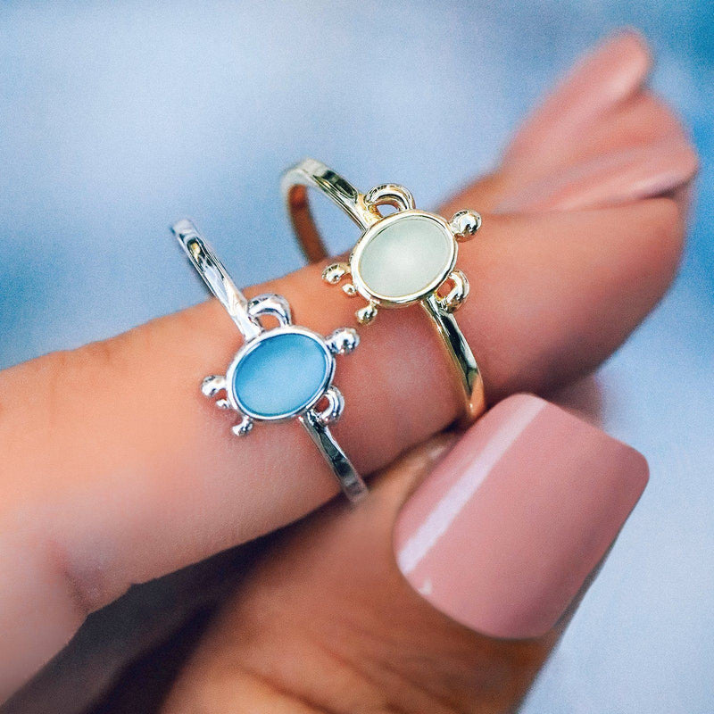 Sea Turtle Ring 8