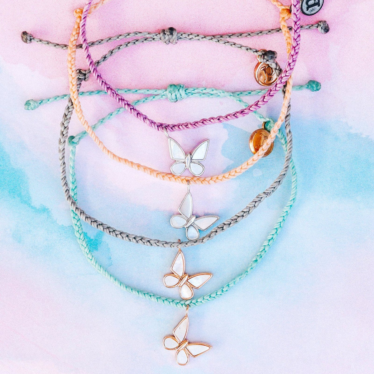 Save the Butterflies Charm 10