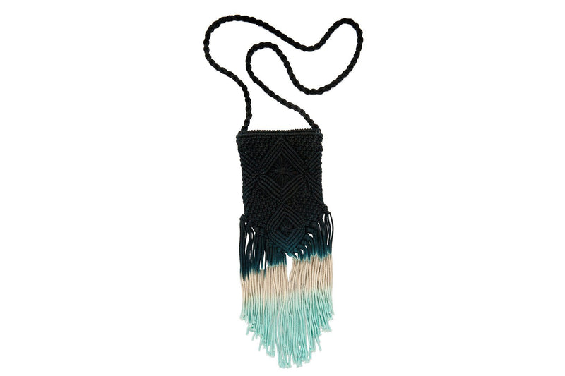 Festival Macrame Night Bag