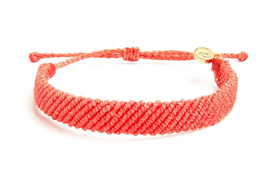 Flat Braided Coral