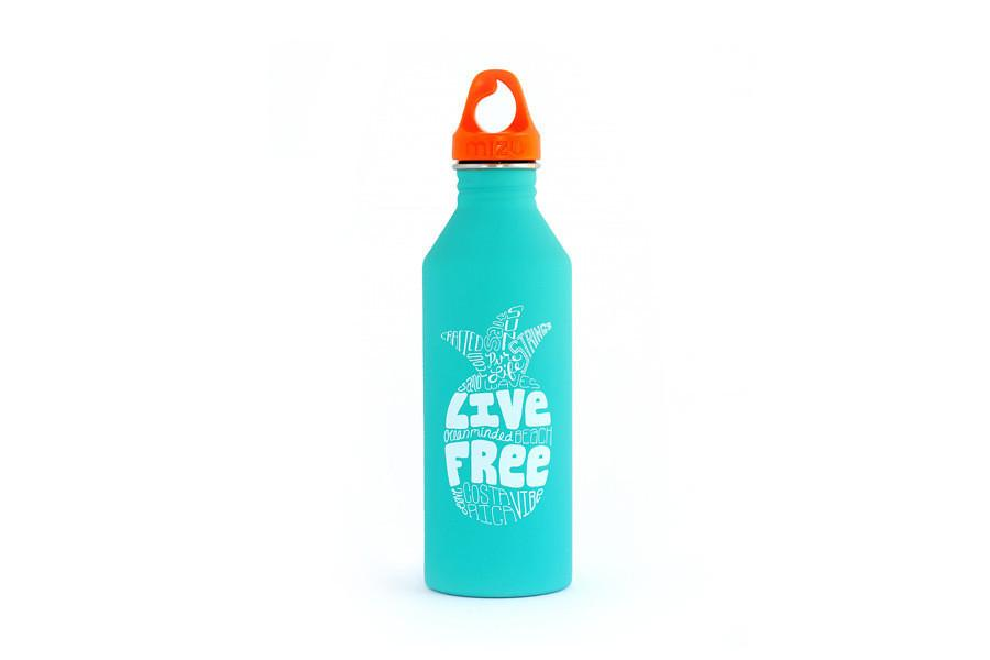 Home Decor - Live Free Water Bottle