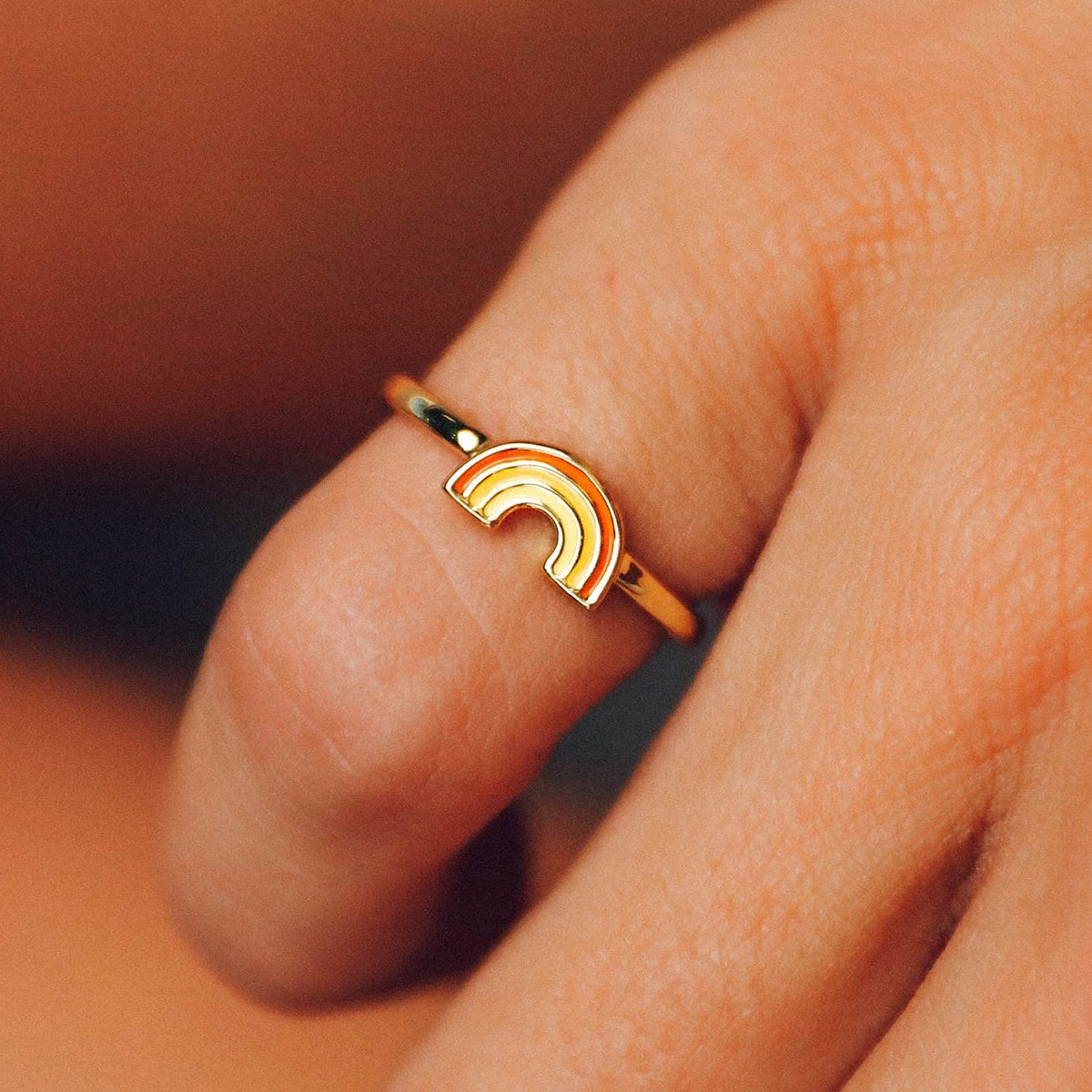 Rainbow Ring Photo 4