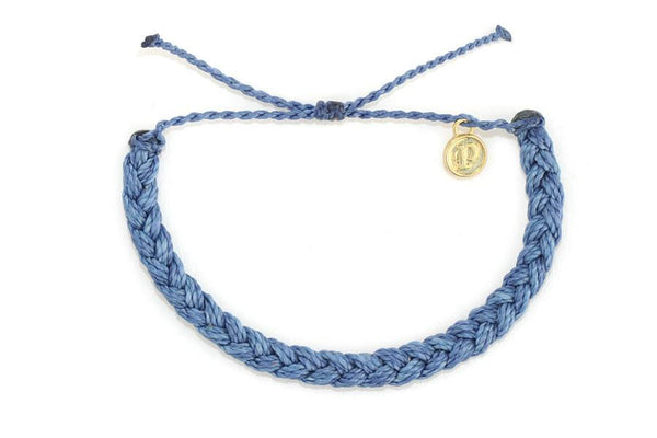 Periwinkle Blue Braided
