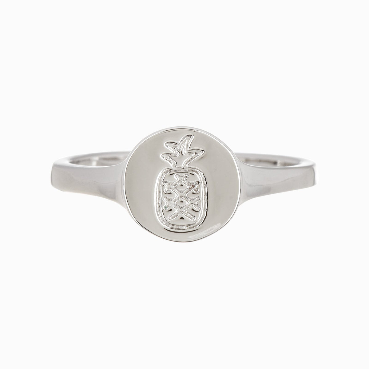 Pineapple Coin Ring 1