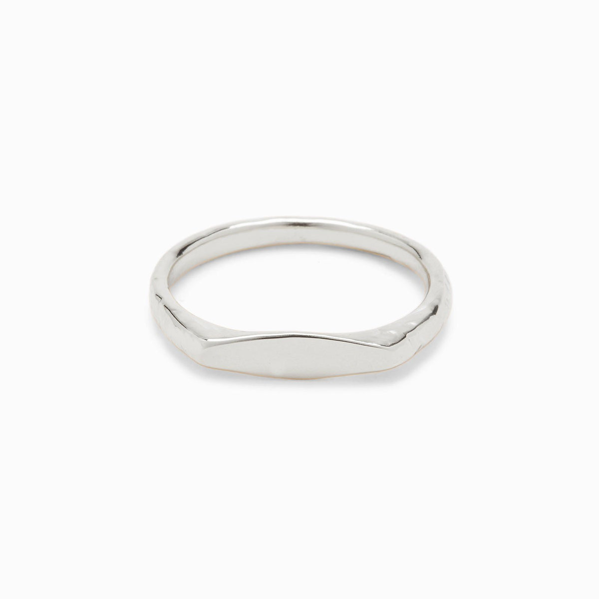 Engravable Stacking Ring 2