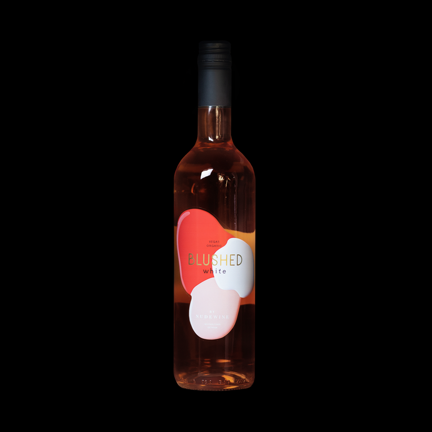 NudeWine 'Blushed White'