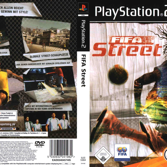 🎮 Gamebreaker - the legacy of FIFA Street.